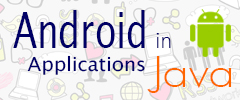 Banner for Android Java Applications Course