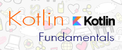Banner for Kotlin Fundamentals Course