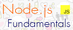Banner for Node.js Fundamentals Course