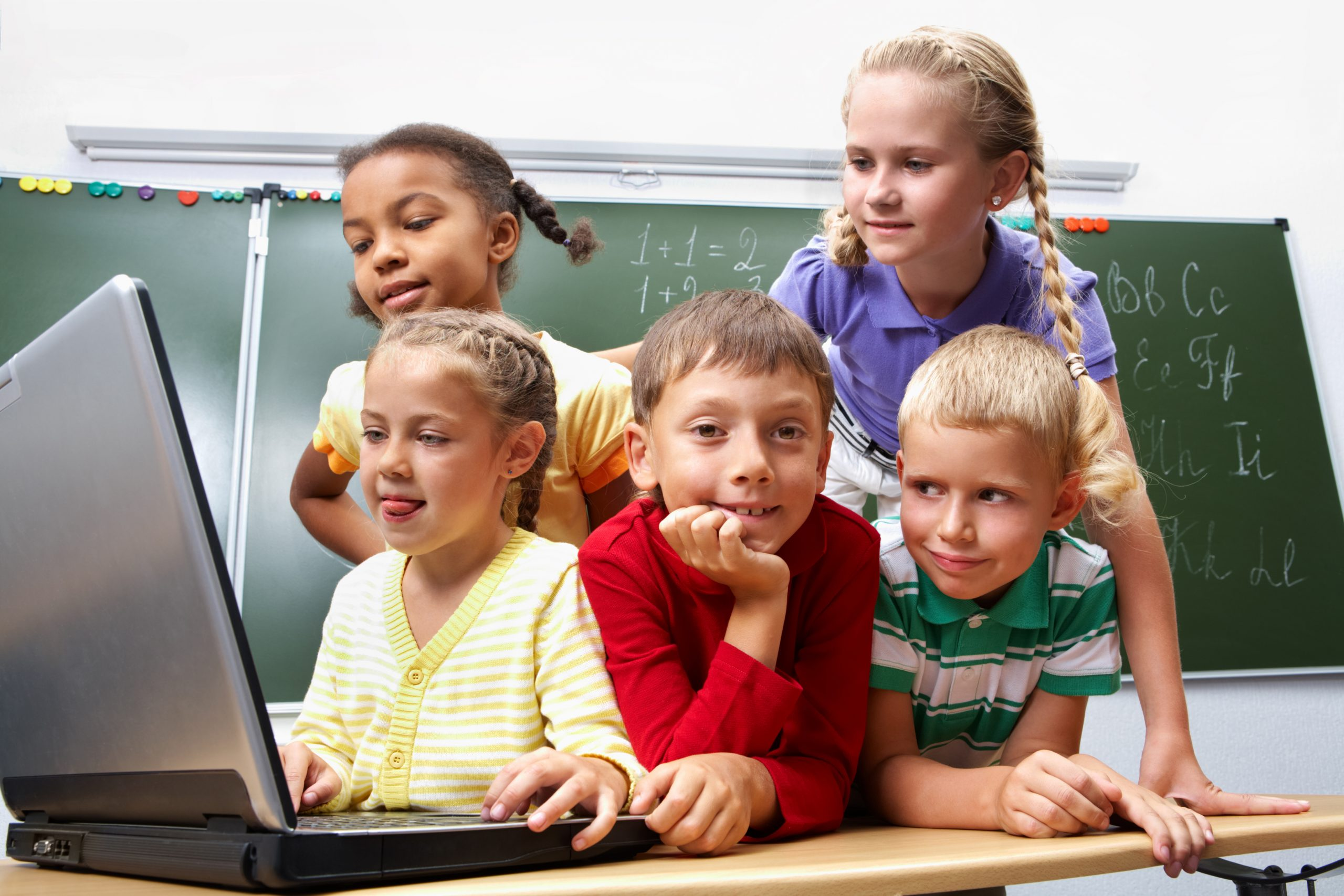 Kids Learn Programming