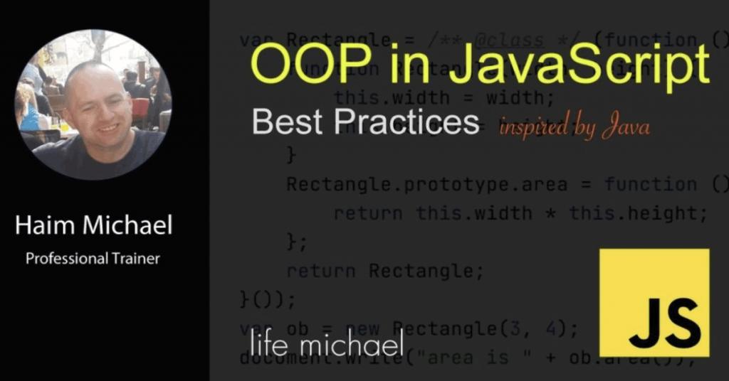 OOP in JS Banner
